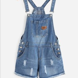 Pants - Overall shorts